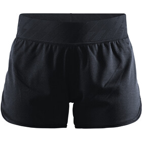 Craft Charge Mesh Shorts Dames, black